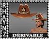 Cowboy Hat Mesh
