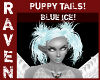 PUPPY TAILS BLUE ICE!