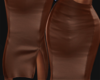 Long Brown Skirt RL