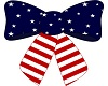 American bow flag