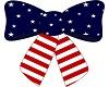American bow flag