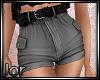 *JJ* Safari Shorts Grey