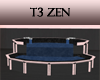 T3 Zen Sakura Luxury Tub