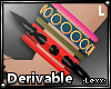 DRVB Spike Bracelet Left