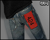 424 Ripped Jeans