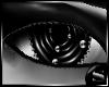 !S! PVC studded eyes-M