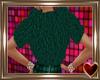 T♥ Green Fur Shrug