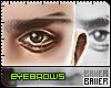 Clean EyeBrows + Cuts