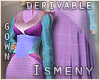 [Is] Medieval Gown Drv