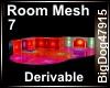 [BD] Room Mesh 7