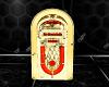 Grazy Gold Heart Jukebox