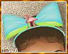 Ѧ; Mingo Hair bow