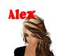 Alex sign
