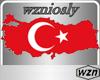 wzn Turkey Flag-Map