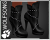 !WS Studded Boots