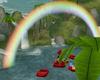 !Rainbow muted