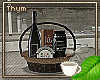 Wine/Cheese Basket 1