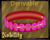 Derivable female Collar