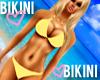 👙 Yellow Bikini