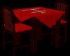CC - Working Tarot Table