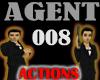 |CS| Agent 008