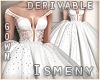 [Is] Queen Lite Gown Drv