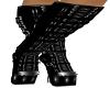 Lustful Demon PVC Boots