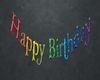 'Happy Birthday Banner