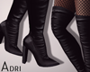 ~A: Leather Boots