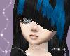 {A} Black/Blue Hisashi
