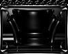 !S Black PVC Chair