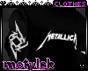 Metallica Black Jacket
