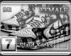 [BE] White Plaid|Kicks F