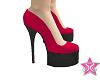 tgirl pink heels
