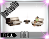 [CCQ]M:Chairs w/Poses 4