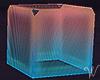 Glow Nights Cube Seat