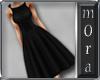 Sabrina Black Dress