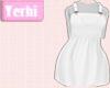 Y. Kawaii White Dress