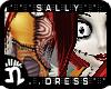 (n)SallyCosplayDress