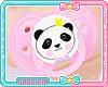 Kids Panda Pacifier