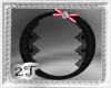 ~2T~ O  Black Pink Rose