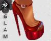 *G* Mia Red Heel