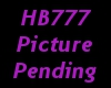 HB777 PN Headress Saph