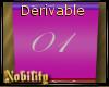 Easy Derive Rug/Frame 1