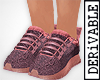 ! Req. Fabric Sneakers
