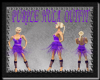 [FCS] Hula Outfit Purple