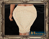 PHV Pearl Skirt Cream