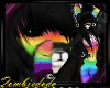 Rainbow Female Furry