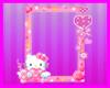 Hello Kitty Avatar Frame