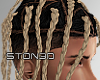 Blonde Soho Braids '17
